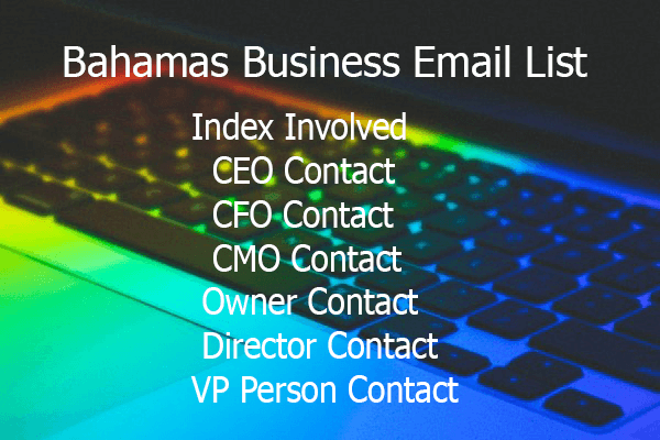 Bahamas Business Email List