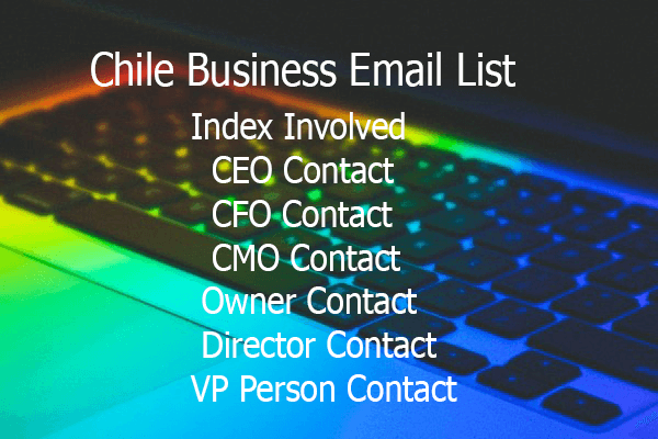 Chile Business Email List