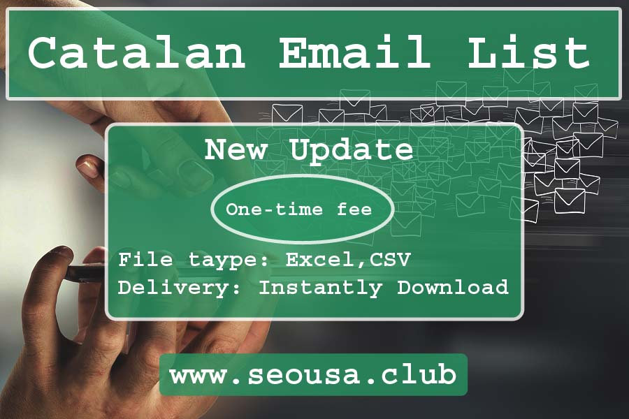 Catalan Email List