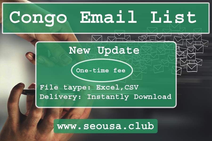 Congo Email List