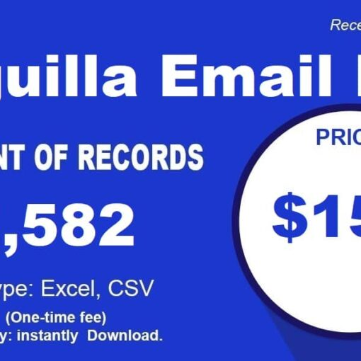 Anguilla-Email-List