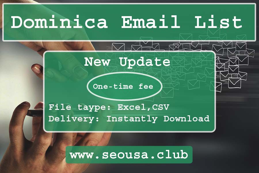 Dominica Email List