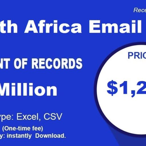 South-Africa-Email-List