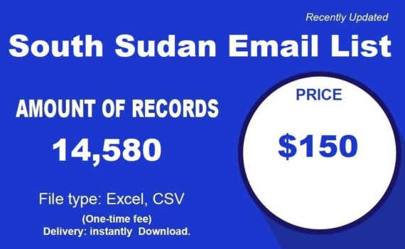 South-Sudan-Email-List