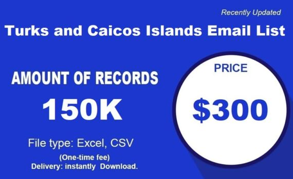 Turks-and-Caicos-Islands-Email-List